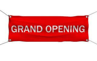 opening banner