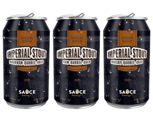 2021 Imperial Stout Launch!